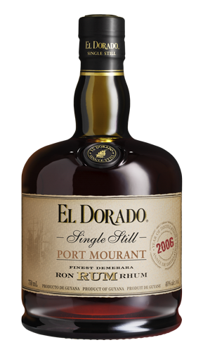 Port Mourant - Single Still Rum