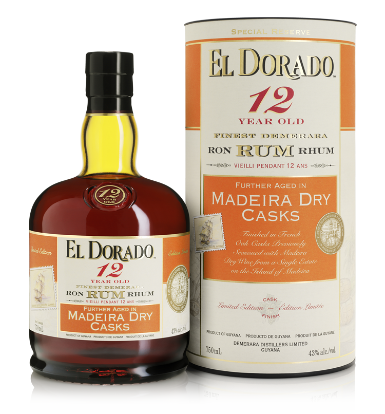12 Year Old Aged in Madeira Dry Casks